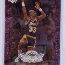 Kareem Abdul-Jabbar 1999-00 UD NBA Legends Players of the Century #P9 Lakers