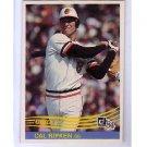 Cal Ripken 1984 Donruss #106 Orioles HOF