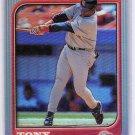 Tony Gwynn 1997 Bowman Chrome Refractor #91 Padres HOF
