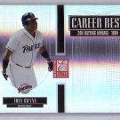 Tony Gwynn 2005 Donruss Elite Career Best #CB-25 Padres HOF #/1500