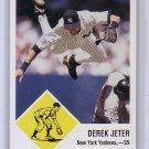 Derek Jeter 1998 Fleer Tradition Vintage 1963 #38  Yankees