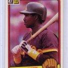 Tony Gwynn RC 1983 Donruss #598 Padres HOF