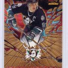 Paul Kariya 1997-98 Pacific Invincible Featured Performers #1  Ducks