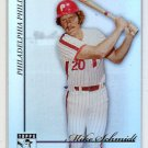Mike Schmidt 2010 Topps Tribute #37 Phillies, HOF