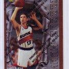 Steve Nash RC 1996-97 Topps Finest #75 Lakers, Suns, Mavs, Nets
