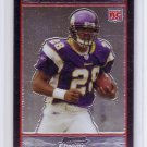 Adrian Peterson RC 2007 Bowman Chrome RC #BC65 Vikings