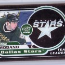 Mike Modano 1999-00 Pacific Team Leaders #9  HOF
