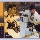 Bobby Orr 1999-00 UD Power Deck Auxiliary #AUX18 Boston Bruins