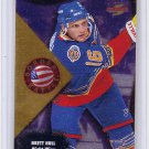 Brett Hull 1994-95 Score Border Battle #6 Blues, Red Wings