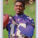 Randy Moss RC 1998 Collector's Edge 1st Place #157 Vikings Raiders Patriots