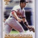 Nomar Garciaparra 2001 Pacific Artists Canvas  Dodgers, Red Sox, Cubs