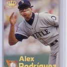 Alex Rodriguez 1995 Pacific Crown Collection Latinos Destacados #30 Yankees Mariners