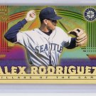 Alex Rodriguez 1999 Pacific Crown Royale Pillars of the Game #23 Yankees Mariners