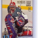 Patrick Roy 1994 Topps Stadium Club Members Only Factory Set #23 Canadiens Avalanche