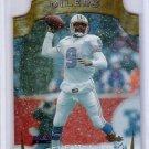 Steve McNair 1996 Classic Pro Line III Die-Cut #12 Titans, Oilers