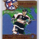 Paul Kariya 1999-00 Pacific Omega Die-Cut All-Star #1 Ducks