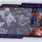 Chris Pronger 1996-97 SP Holoview Collection #HC10  Blues, Flyers