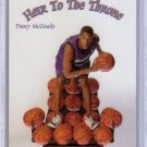 Tracy McGrady RC 1997-98 Ultra Heir to the Throne #10 HT Raptors, Rockets, Magic