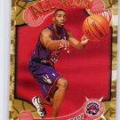 Tracy McGrady RC 1997-98 Ultra All-Rookie #7 AR  Raptors, Rockets, Magic