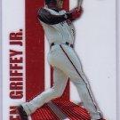 Ken Griffey Jr. 2004 Topps Pristine #24 Mariners, Reds