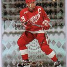 Steve Yzerman 1999-00 Upper Deck Black Diamond Diamonation #D19 Red Wings HOF