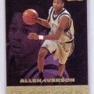 Allen Iverson RC 1996 Score Board All Sport PPF Gold #179 76ers HOF