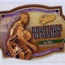 Ray Allen 2002-03 Fleer Authentix Courtside Classics Silver #3CC Sonics, Celtics, Heat #/750