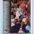 Patrick Ewing Refractor 1996-97 Topps Holding Court Refractor #HC8 Knicks HOF