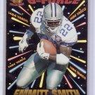Emmitt Smith 1995 Pacific G-Force #GF-3 Cowboys HOF