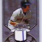 Carlos Beltran 2007 Bowman Sterling Relics Jersey #BS-CB Yankees, Cardinals, Mets
