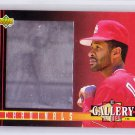 Ozzie Smith 1993 Upper Deck Diamond Gallery #31 Cardinals HOF