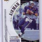 Troy Aikman 1997 SP Authentic Powerdeck #8 Cowboys HOF