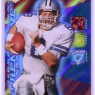 Troy Aikman 2000 Collector's Edge T3 Adrenaline #2 Cowboys HOF