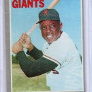 Willie Mays 1970 Topps #600 Giants HOF