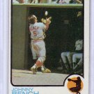 Johnny Bench 1973 Topps #380 Reds HOF