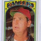 Ted Williams 1972 Topps #510 Senators, Red Sox, HOF