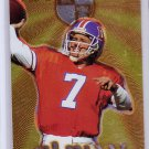 John Elway 1997 Collector's Edge Excalibur National #39  Broncos #/1000