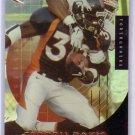 Terrell Davis 1999 Collector's Edge Fury Forerunners #F6 Broncos