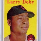 Larry Doby 1958 Topps #424 Indians