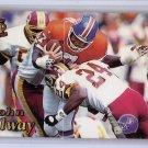 John Elway 1995 Pacific Triple Folders #36 Broncos