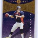 John Elway 2001 Score Complete Players #CP-25 Broncos