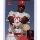 Ryan Howard RC 2001 Upper Deck #62 Phillies