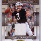 Daryle Lamonica 2007 Donruss Gridiron Gear Performers Jerseys #P-14 Raiders #/150