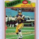 Dan Fouts 1977 Topps #274 Chargers HOF