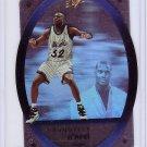 Shaquille O'Neal 1996-97 SPx #35 Lakers, Magic Shaq