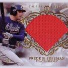 Freddie Freeman 2015 Topps Tribute Diamond Cuts Relic #DC-FF Braves RC
