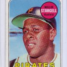 Willie Stargell 1969 Topps #545  Pirates HOF