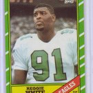 Reggie White RC 1986 Topps #275 RC  Packers Eagles HOF
