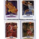 2004-05 Hoops Hot Prospects Base Set (70) LeBron James 2nd Yr, Kobe, Wade, Shaq