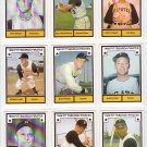 1987 TCMA Baseball's Greatest Teams 1961 Pittsburgh Pirates (9) Clemente